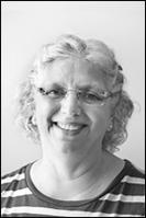 Henkilökuva, Carola Åkerlund.